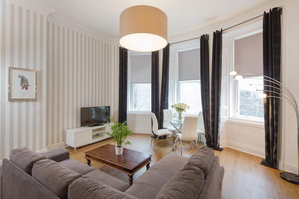 Edinburgh Castle Hotel Apartments
