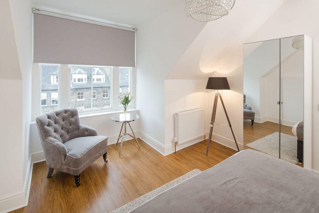 edinburgh suite booking